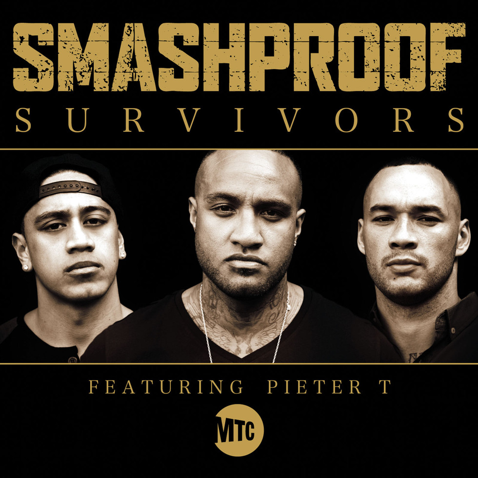 SMASHPROOF // SURVIVORS (FEAT. PIETER T)