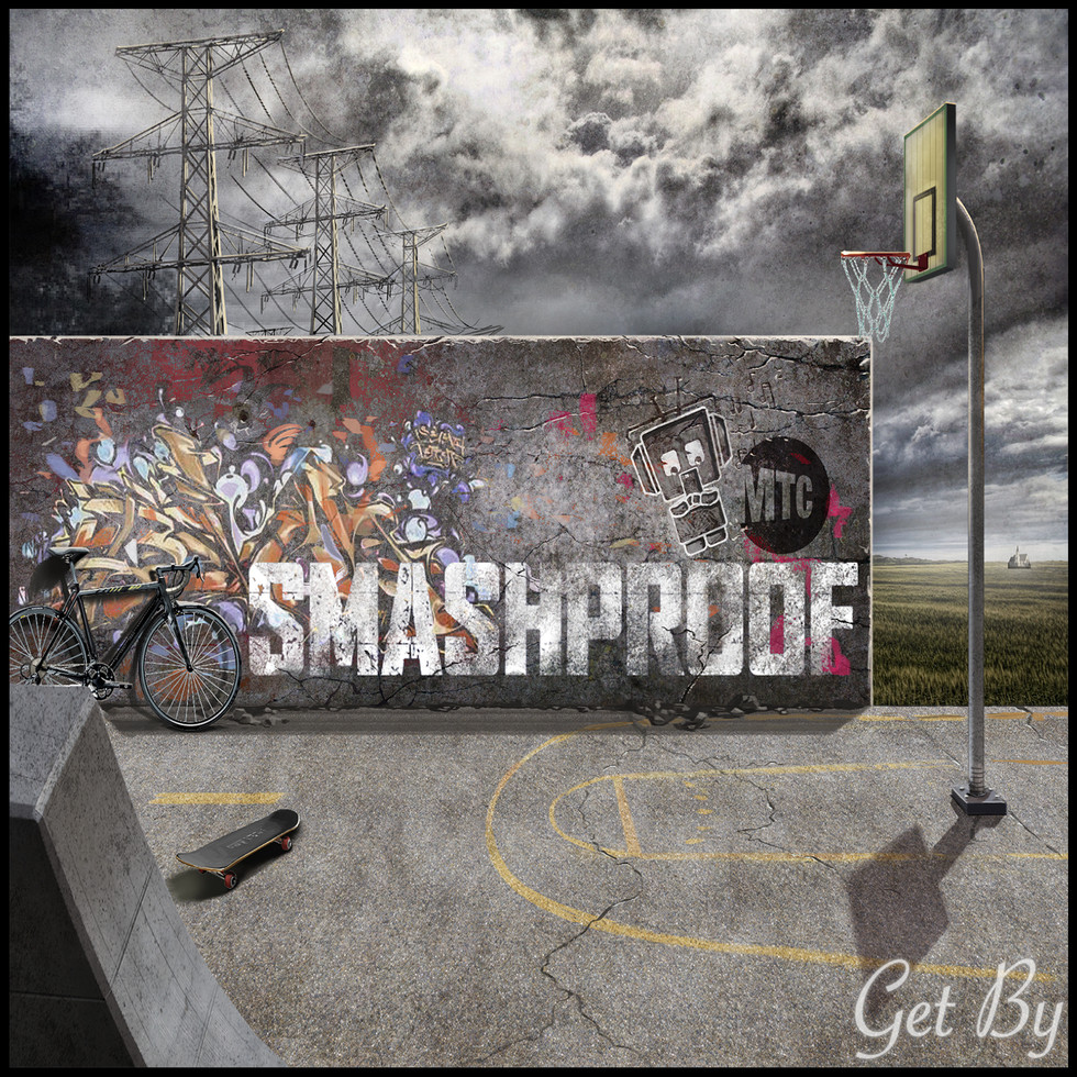 SMASHPROOF // GET BY