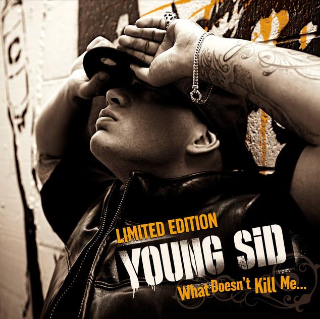 SID DIAMOND // WHAT DOESN'T KILL ME... (ALBUM)