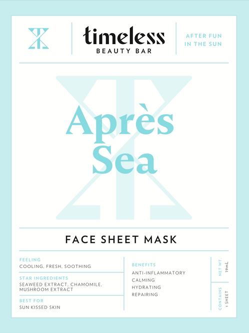 Après Sea Face Sheet Mask