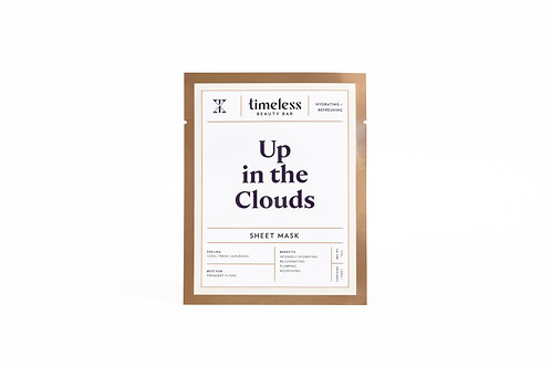 Up in the Clouds Sheet Mask