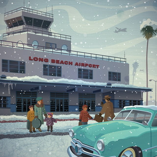 """""""That One Time it Snowed in LB"""", editorial, digital"""