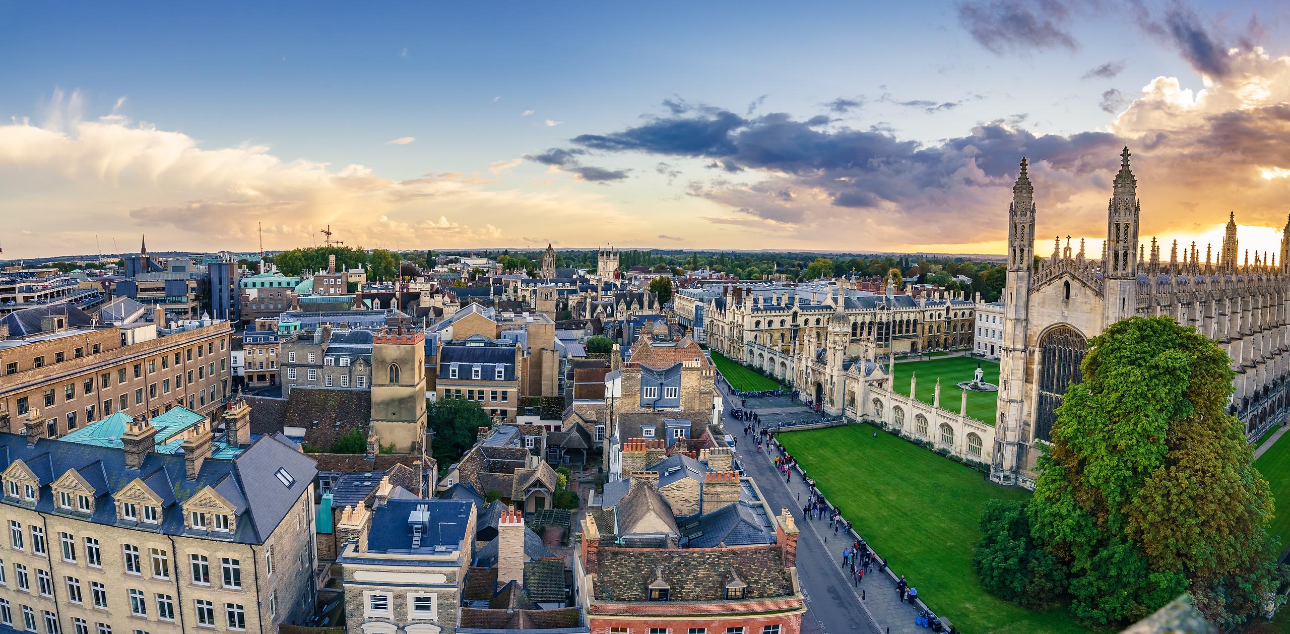 Cambridge aerial panorama at sunset.jpg