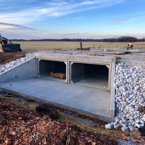 Jasper County Bridge & Culver Replacement