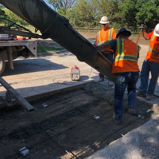Strong City Sanitary Sewer Rehab 2020