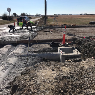 NEO Electric Stormwater Improvements