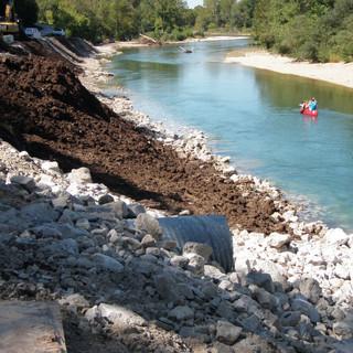 Elk River Bank Stabilization