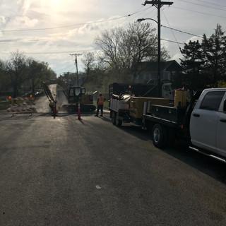Lyndon Kansas Sanitary Sewer