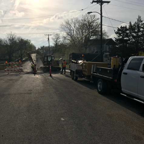 Lyndon Kansas Sanitary Sewer Project