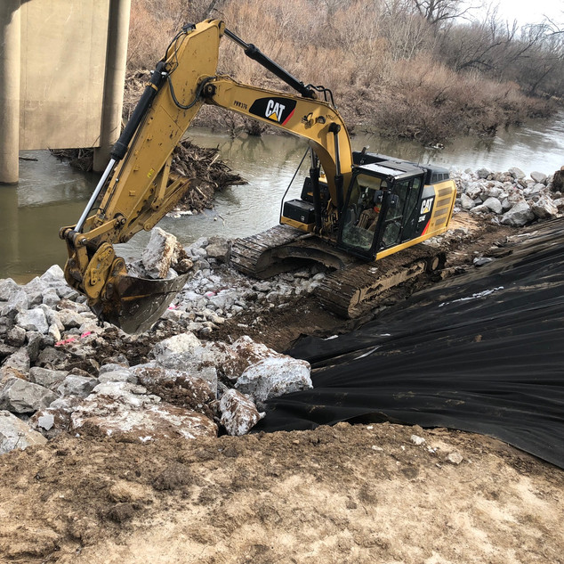 Northfork Bank Stabilization