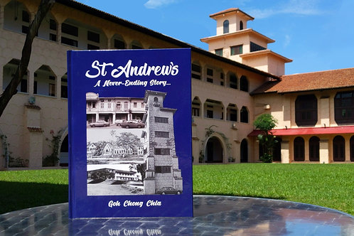 St Andrew's : A Never-Ending Story (Paperback)