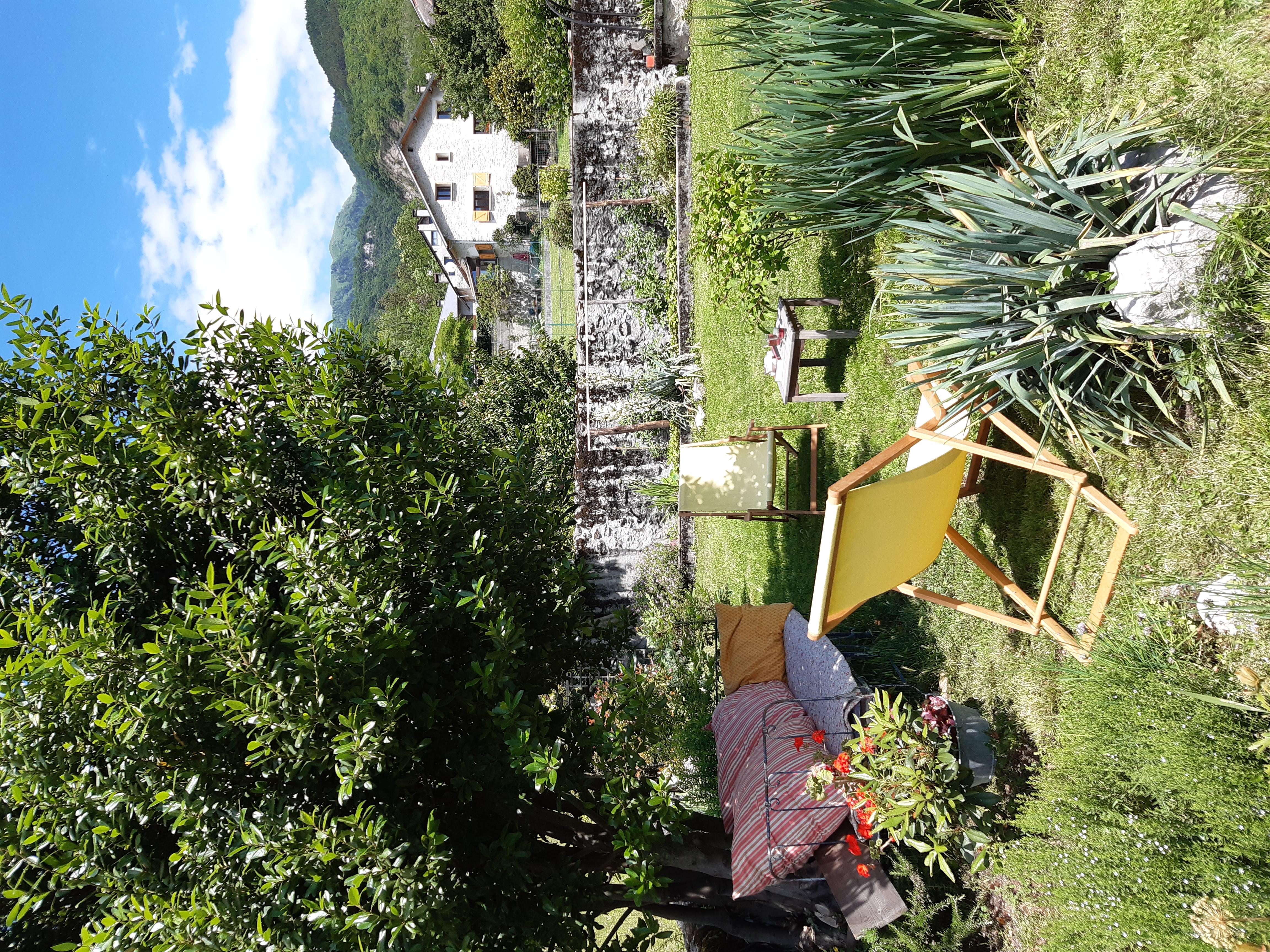 Farniente jardin