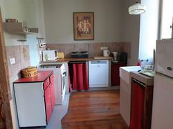 cuisine gîte