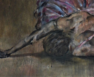 Crumbled Dancer