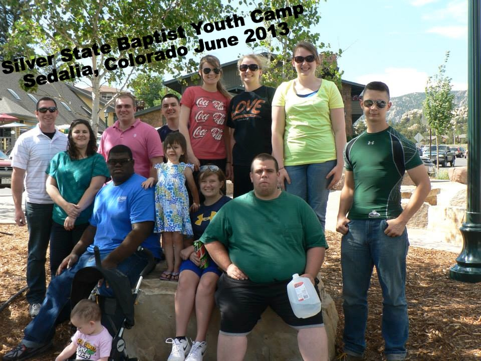 Youth group pics