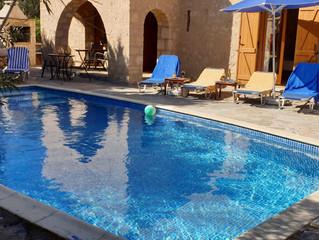 Villa Amalthea's pool