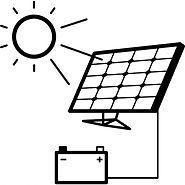 carga-de-la-bateria-con-el-panel-solar_3