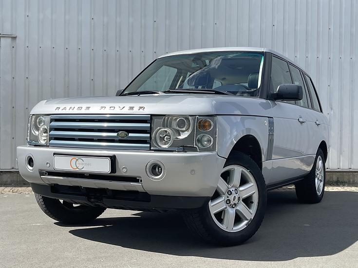 Range Rover 4.4V8 benzine 2003 Grijs metallic Yougtimer-lease