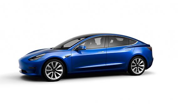 Tesla Model 3 Long Range DUAL motor 4% of 8% bijtelling