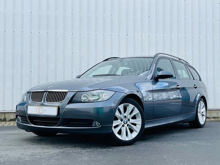 BMW 3-serie 320d BusinessLine 5-deurs Grijs 2007 Diesel YoungTimer