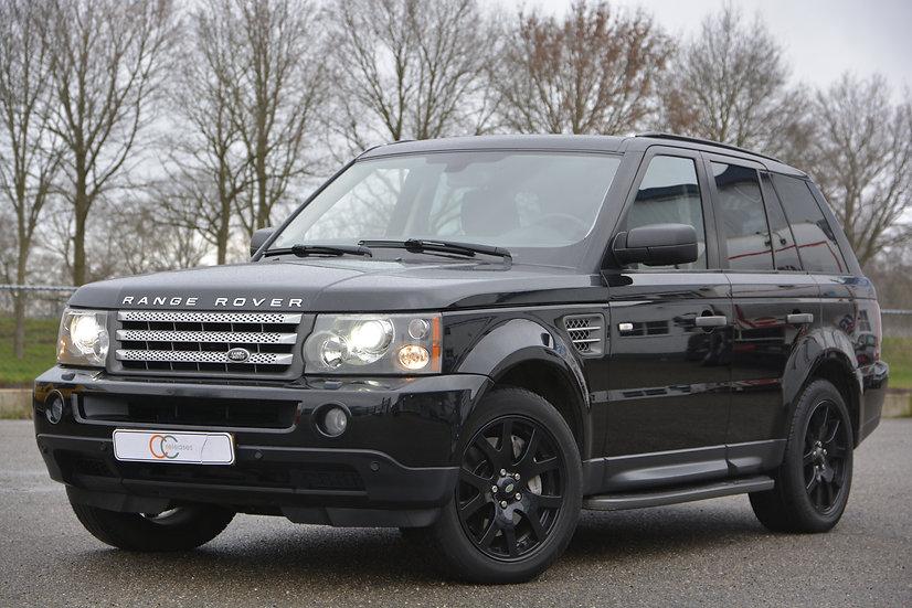 Range Rover Sport TdV8 3.6 HSE Zwart metallic