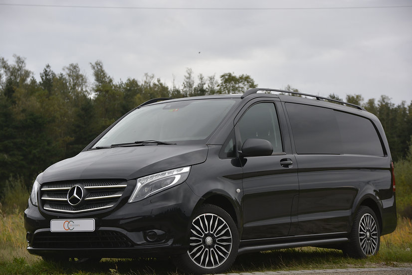 Mercedes-Benz Vito 116CDi dubbel cabinne