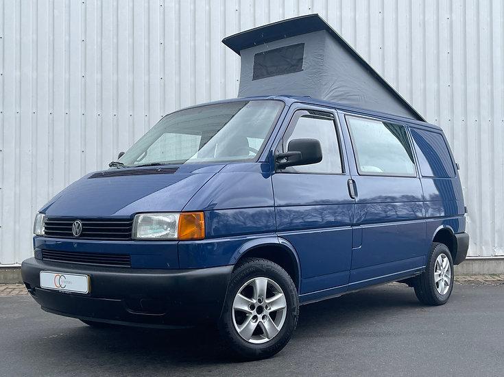 Camper Volkswagen Transporter T4 Blauw Diesel 2001