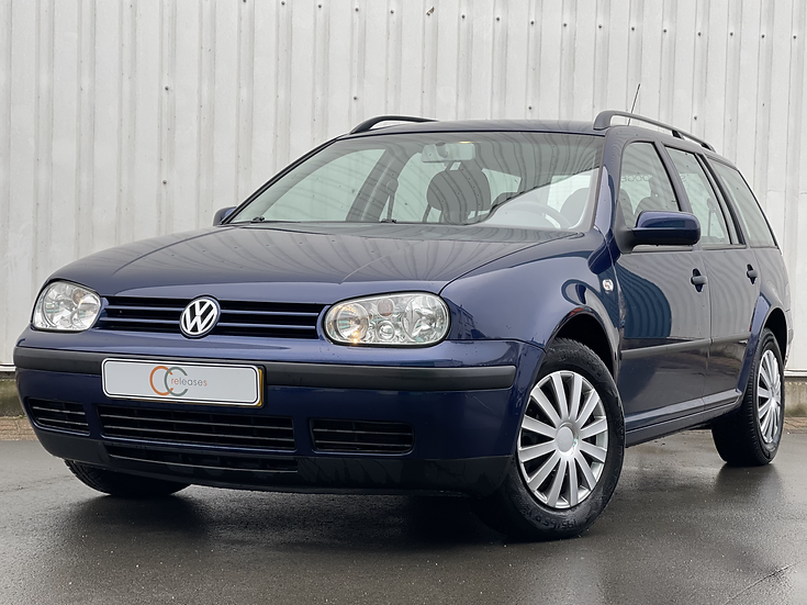 Volkswagen Golf Variant Benzine 2004 YoungTimer