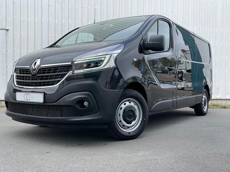 Renault Trafic2.0 dCi 120 T29 WorkEdition Nieuw! L2H1 Zwart 2021