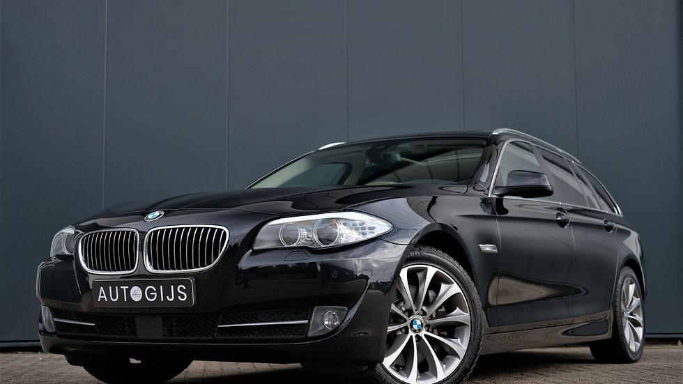 BMW 525d xDrive Diesel - Zwart metallic - 2014
