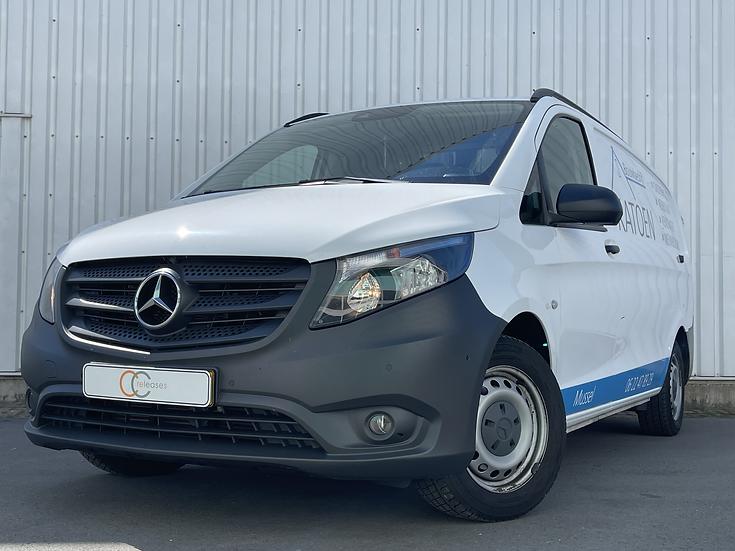 Mercedes-Benz Vito EC 116 CDi 2016 Automaat Wit