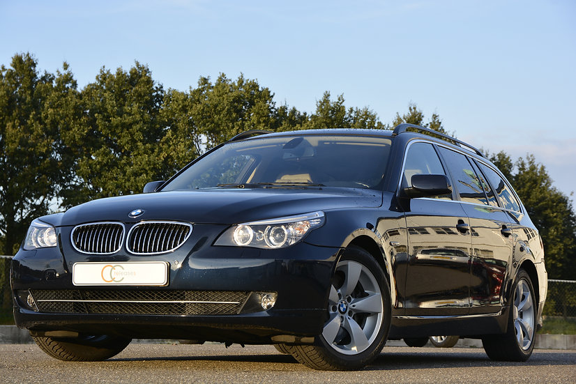 BMW 530i business-edition young-timer