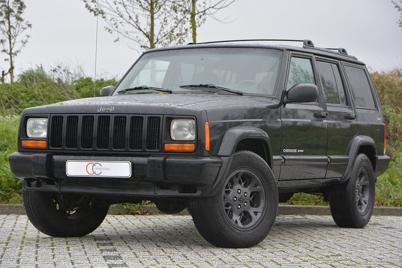 Youngtimer lease JEEP Grand-Cherokee 4.0 6 cil.Automaat 1999
