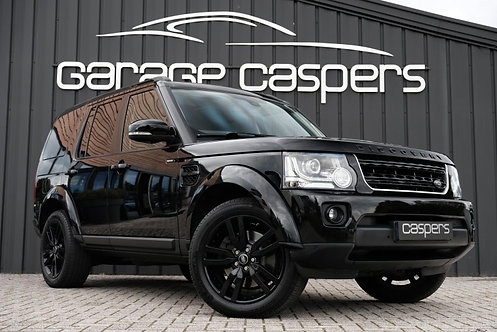 Land Rover Discovery - 3.0 SDV6 S grijskenteken - Black edition - 2015