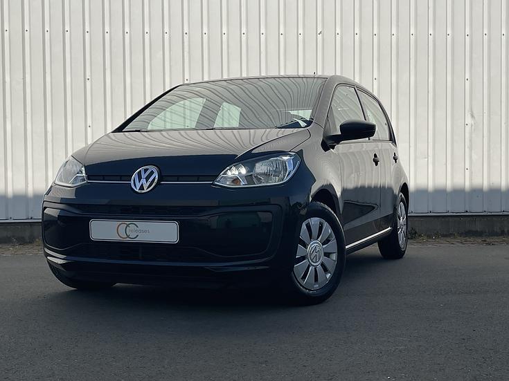Volkswagen Take-Up! 5-deurs vanaf 2020 Zwart € 91,- p/m netto bijtelling