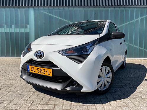 Toyota Aygo 1.0 VVT-i x-fun