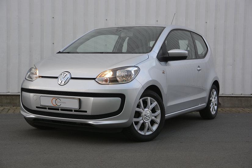 Volkswagen Up! 1.0 move up! BlueMotion 75 Pk Zilver metallic