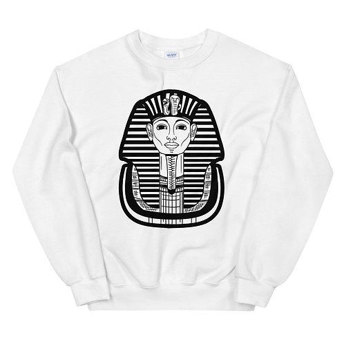 Pharaoh sweatshirt/ Egyptian/ king tut/
