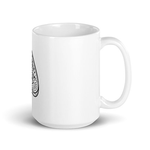 Halloween Ouija coffee mug Halloween mug, Halloween gift idea cute Halloween mug