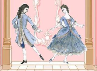 Bal à la Cour de Louis XIV