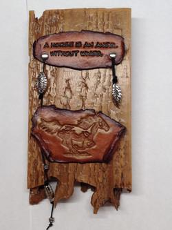 #361-Horse is an angel-barnwood
