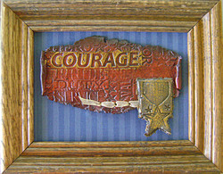 146 Courage w/star