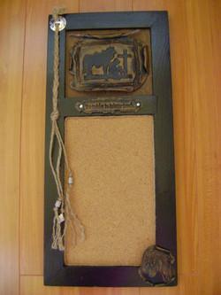 #100-Cork Board