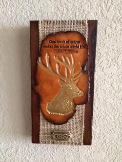 #456-Deer head