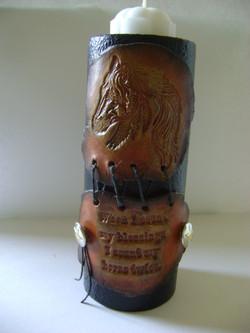 #163-Candle holder-large