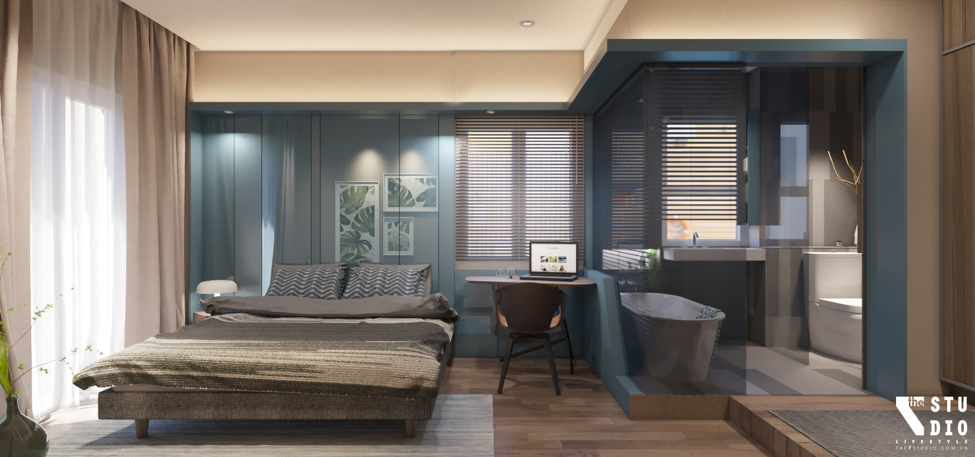 GREEN VALLEY apartment