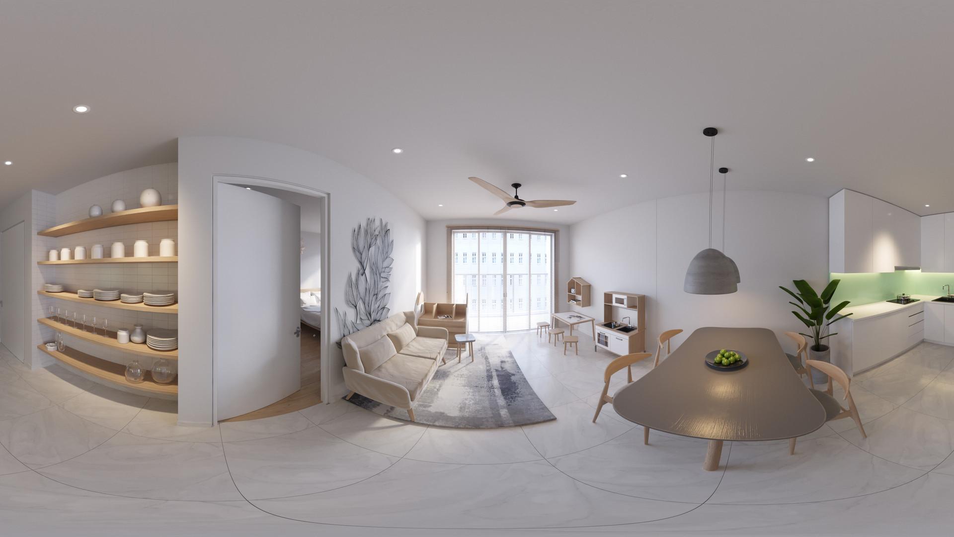 AN GIA SKYLINE apartment