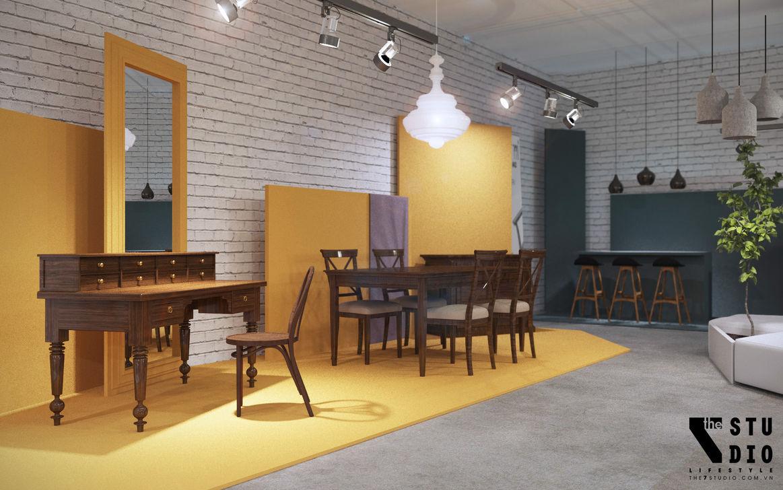 DUC LOI showroom