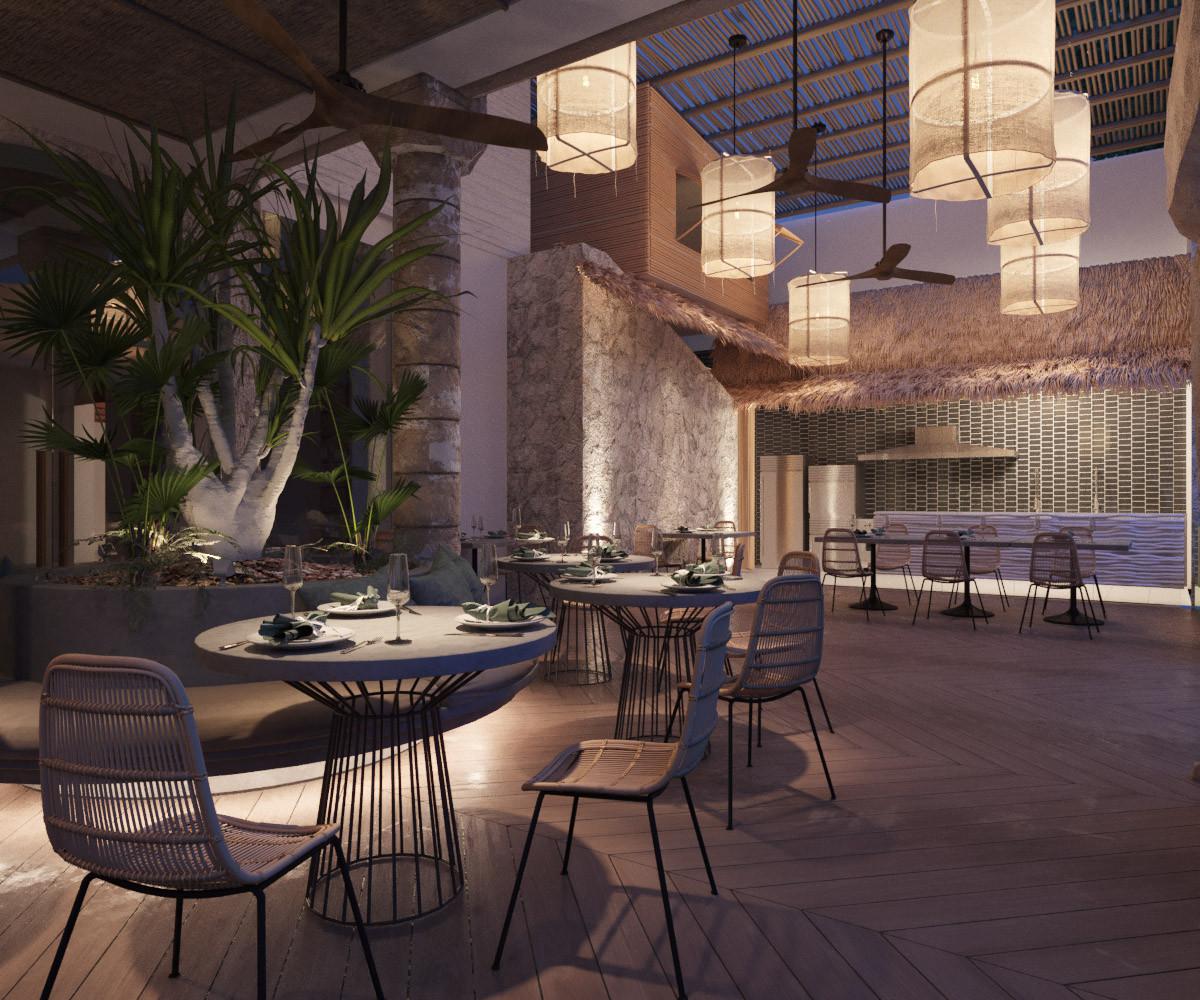 GRILL concept restaurant