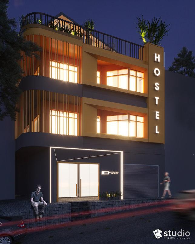 XUAN HUONG hostel